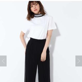 adidas - adidas ★ ハイネック tシャツ
