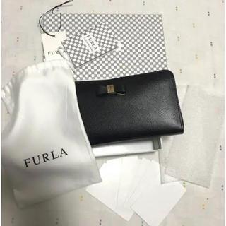 フルラ(Furla)の【期間限定値下げ】FURLA お財布  リボン(長財布)