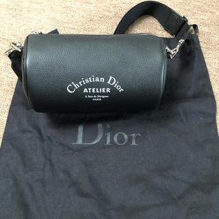 クリスチャンディオール(Christian Dior)のクリスチャンディオール!ドラム型バッグ!(ショルダーバッグ)