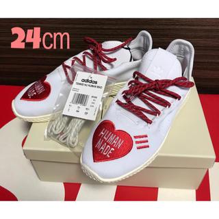 アディダス(adidas)のTENNIS HU × HUMAN MADE ®︎ 24㎝ ADIDAS(スニーカー)