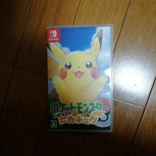 Nintendo Switch - ポケットモンスター Let's Go! ピカチュウ