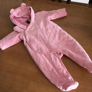 ベビーギャップ(babyGAP)の専用 gap 足つき カバーオール ジャンプスーツ ロンパース(カバーオール)