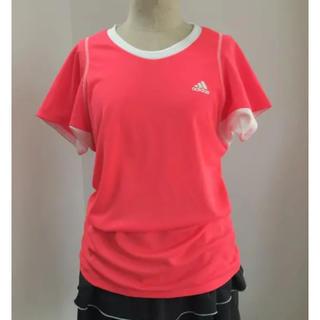 【タグ付き】adidas アディダス Tシャツ OTサイズ