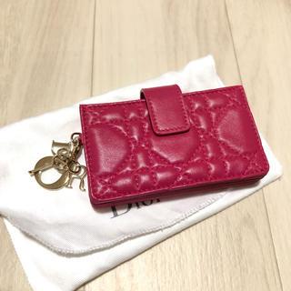 Dior - ディオール カードケース