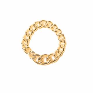 クーティー(COOTIE)のCOOTIE チェーン リング(リング(指輪))