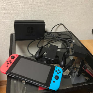 Nintendo Switch - 美品! 任天堂Switch 本体 箱なし