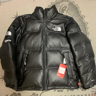 Supreme - Supreme/The North Face Leather Nuptse