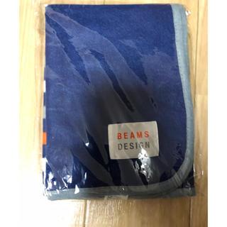 ビームス(BEAMS)のbeamsブランケット 新品未開封 非売品(毛布)