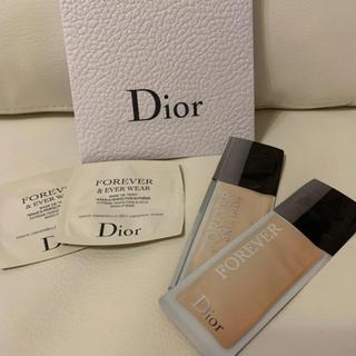 ディオール(Dior)のDior サンプル(ファンデーション)