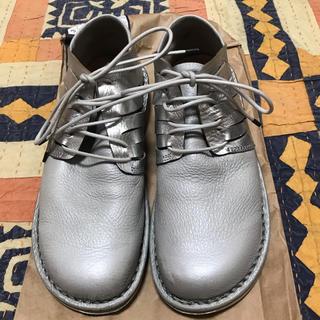 トリッペン(trippen)の【送料込】trippen 37 シルバーグレー靴(ローファー/革靴)
