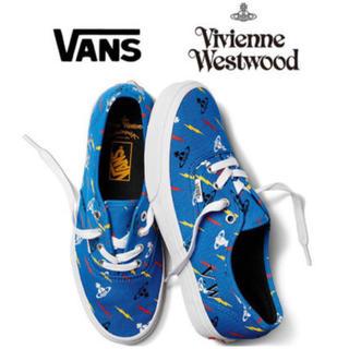 Vivienne Westwood - 23.5cm Vans Vivienne Westwood Authentic
