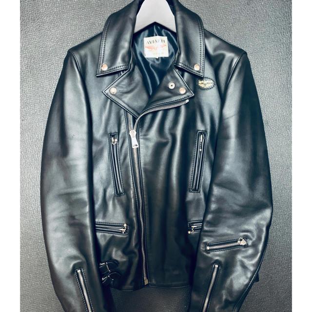 Lewis Leathers(ルイスレザー)のひろ様専用 ルイスレザー 40  TF  値下げしました! メンズのジャケット/アウター(レザージャケット)の商品写真