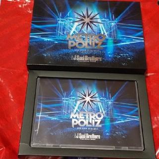 三代目 J Soul Brothers - 三代目 J Soul Brothers Blu-ray