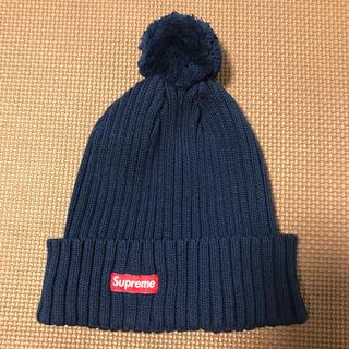 シュプリーム(Supreme)の美品☆Supreme ニット帽(ニット帽/ビーニー)