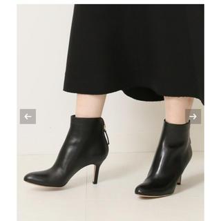 ドゥーズィエムクラス(DEUXIEME CLASSE)のDeuxieme Classe PELLICO ZIP SHORT BOOTS(ブーツ)