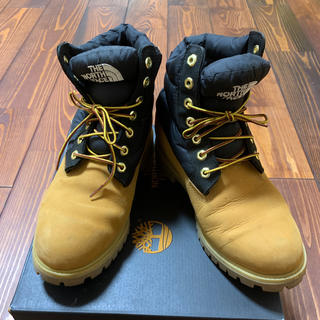 THE NORTH FACE - 【美品 日本未発売】The North Face Timberland ブーツ