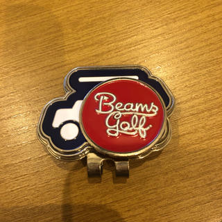 BEAMS - beams golf マーカー