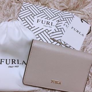 Furla - 【新品未使用】FURLA BABYLON 名刺入れ