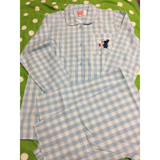 《新品・タグ付き未使用》リサとガスパール 綿100% 長袖パジャマ Lサイズ C