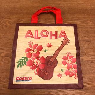 コストコ(コストコ)のHawaii.  COSTCO エコバッグ ハワイ限定デザイン(エコバッグ)