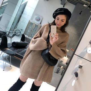 FRAY I.D - FRAYI.D☆美香さん着用ニットワンピース