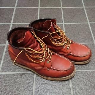 レッドウィング(REDWING)の RED WING 8875 アイリッシュセッター(ブーツ)