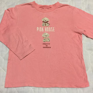 ピンクハウス(PINK HOUSE)のピンクハウス 長袖Tシャツ(Tシャツ/カットソー)