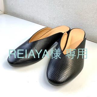 レプシィム(LEPSIM)のLEPSIM 靴 Sサイズ 黒(ハイヒール/パンプス)