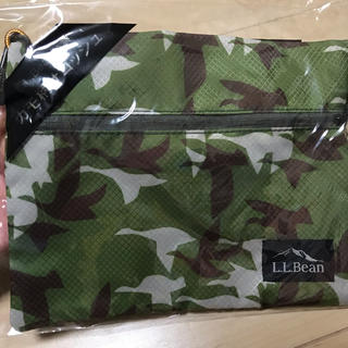 エルエルビーン(L.L.Bean)の【新品・未開封】llbean サコッシュ 非売品(ショルダーバッグ)