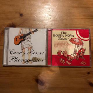 アフタヌーンティー(AfternoonTea)のボサノバ CD 2枚(ポップス/ロック(邦楽))