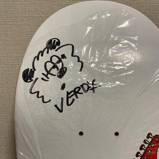 BEAMS - verdyサイン入り verdy × IFO SKATEBOARD デッキ