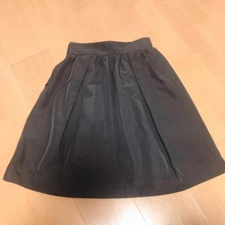 バーニーズニューヨーク(BARNEYS NEW YORK)のバーニーズ 膝丈スカート(ひざ丈スカート)