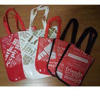 ルルレモン(lululemon)のlululemon shopper's bag 5枚セット(ショップ袋)
