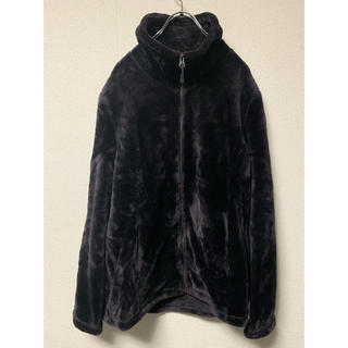 パタゴニア(patagonia)の希少 フリースボアジャケット パープル XLサイズ(ブルゾン)