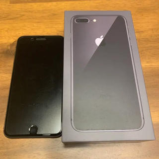 iPhone - iPhone8plus 256GB