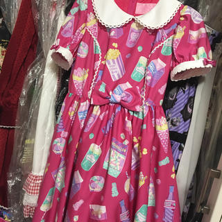 Angelic Pretty -  Angelic Pretty*Fancy Candyワンピースセット