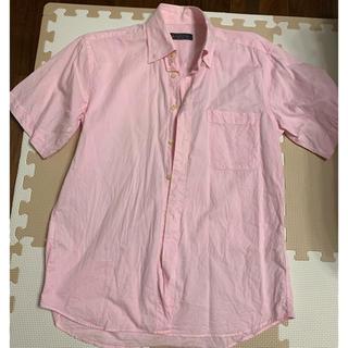 メンズ 半袖 シャツ(Tシャツ/カットソー(半袖/袖なし))