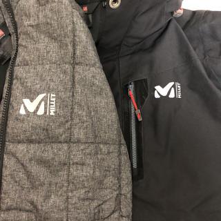 MILLET - MILLET 3-in-1ジャケット