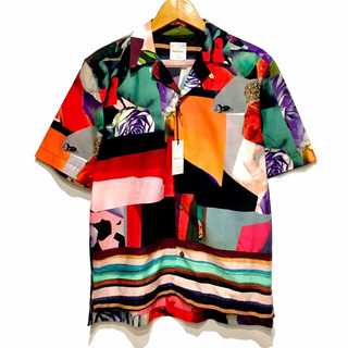 ポールスミス(Paul Smith)の2018 Paul Smith ROSE COLLAGE PRINT SHIRT(シャツ)