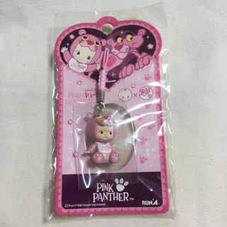 キユーピー(キユーピー)のローズオニールキューピー  ピンクパンサー根付ストラップ ピンク(ストラップ)