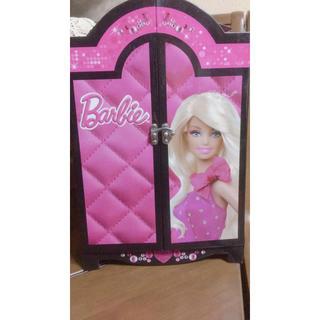 バービー(Barbie)のバービーのコスメBOX♡(ケース/ボックス)
