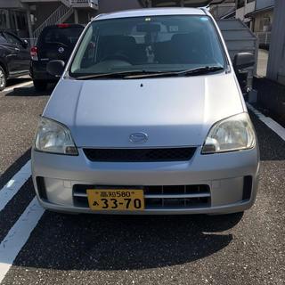ダイハツ(ダイハツ)のミラ  平成17年式  5速  車検来年3月(車体)