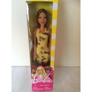 バービー(Barbie)のバービー イエロー ワンピース barbie 可愛い 新品 バービー人形(その他)