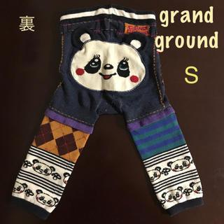 GrandGround - grand ground ストレッチ パンツ タイツ Sサイズ 70〜90サイズ