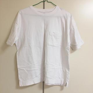 ムジルシリョウヒン(MUJI (無印良品))の売り切りたいため値下げします♪(Tシャツ(半袖/袖なし))