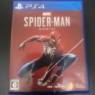 PlayStation4 - PS4ソフト スパイダーマン