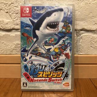 Nintendo Switch - 釣りスピリッツ Nintendo Switchバージョン
