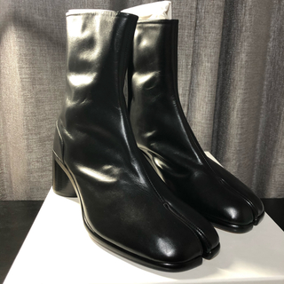 マルタンマルジェラ(Maison Martin Margiela)の新品未使用 メゾン マルジェラ タビ ブーツ(ブーツ)