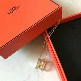 エルメス(Hermes)の新品 エルメス  Hermes  ネックレス 美品 綺麗 (ネックレス)