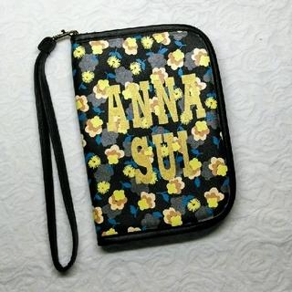ANNA SUI - アナスイ特製デイジー柄マルチケース